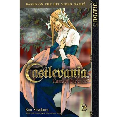 Манга Castlevania