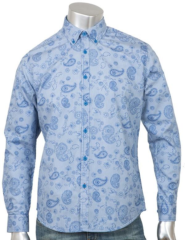 Merc Buford Рубашка