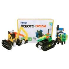 Образовательный робототехнический набор Robotis Dream Level4