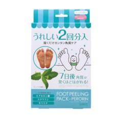 Японские педикюрные носочки Sosu с ароматом мяты