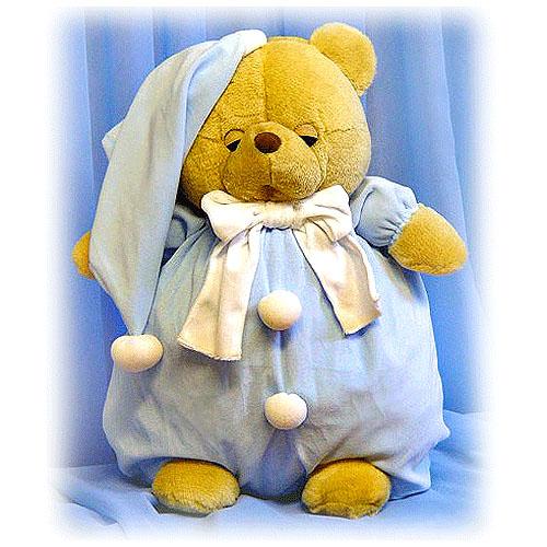 Чехол для пижамы «Мишка»