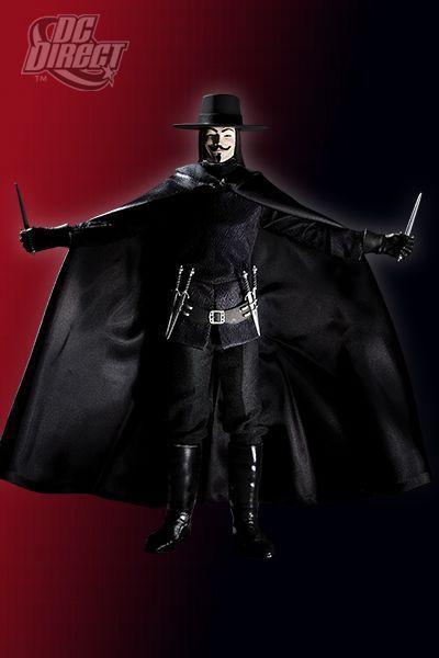 Фигурка V for Vindetta