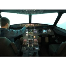 Сертификат Полет 2 часа на авиатренажере Боинга
