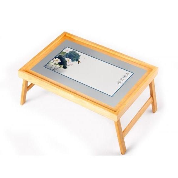 Столик для завтрака в постель «Нежный поцелуй»