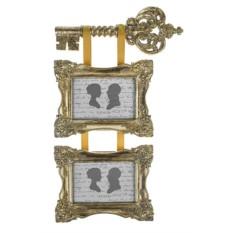 Рамка для 2-х фото Императорский ключ