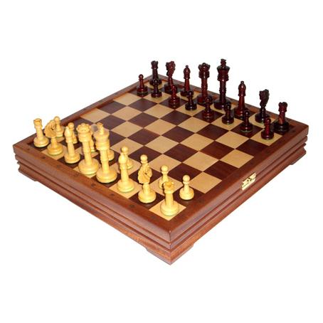 Набор «Шахматы+шашки»
