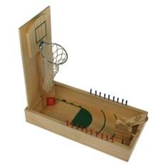 Настольная игра Пинбол-баскетбол , размер 36х18х6см