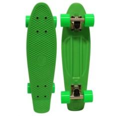 Скейтборд EcoBalance, зеленый