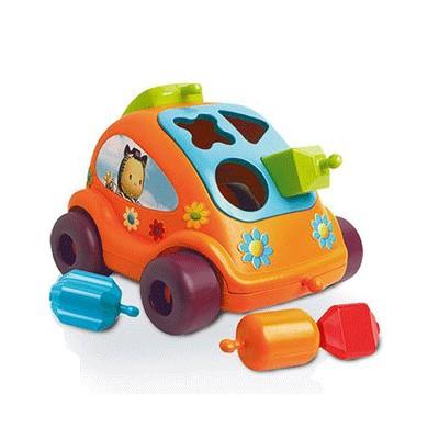 Развивающий автомобиль с фигурками Smoby Cotoons