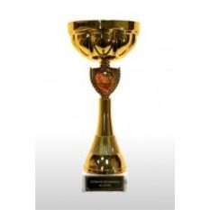Кубок с индивидуальной гравировкой Золотая чаша