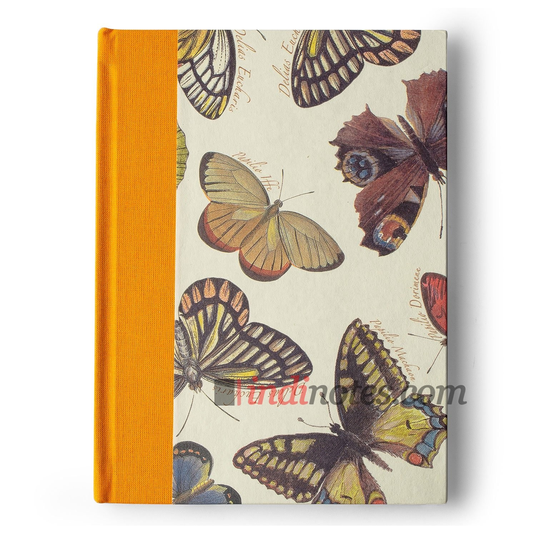 Записная книжка «Европа. Бабочки»