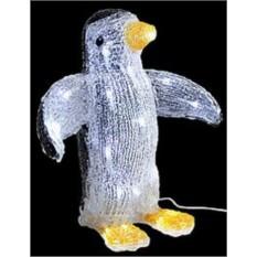 Светящаяся фигурка Гостеприимный пингвин