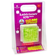 Головоломка Лабиринтус Куб 6 см