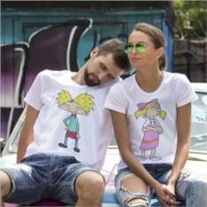 Парные футболки Мульти