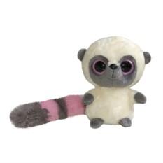 Мягкая игрушка Aurora Лемур Юху, 12 см