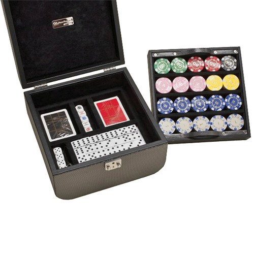 Набор для покера Renzo Romagnoli Выигрывайте всегда