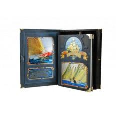Подарочная книга Парусные яхты