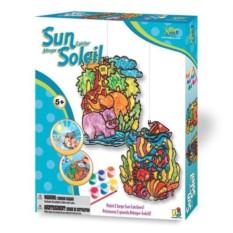 Витражные краски Ловушка для солнца от Bojeux