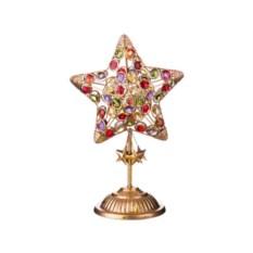 Фигурка от Polite Crafts&gifts Звезда с подсветкой