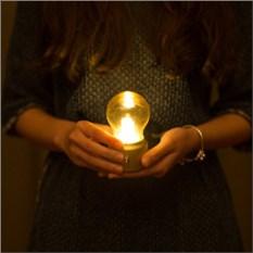 Светодиодный ночник «Лампочка»
