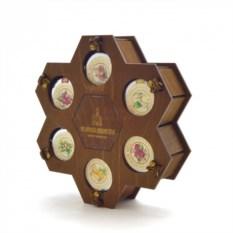 Подарочный набор из 6 видов крем-меда