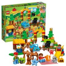 Конструктор Lego Duplo Лесной заповедник