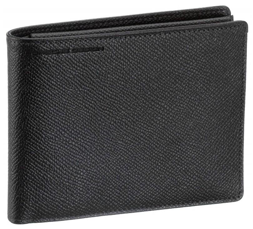 Бумажник Porshe Design Н9, черный