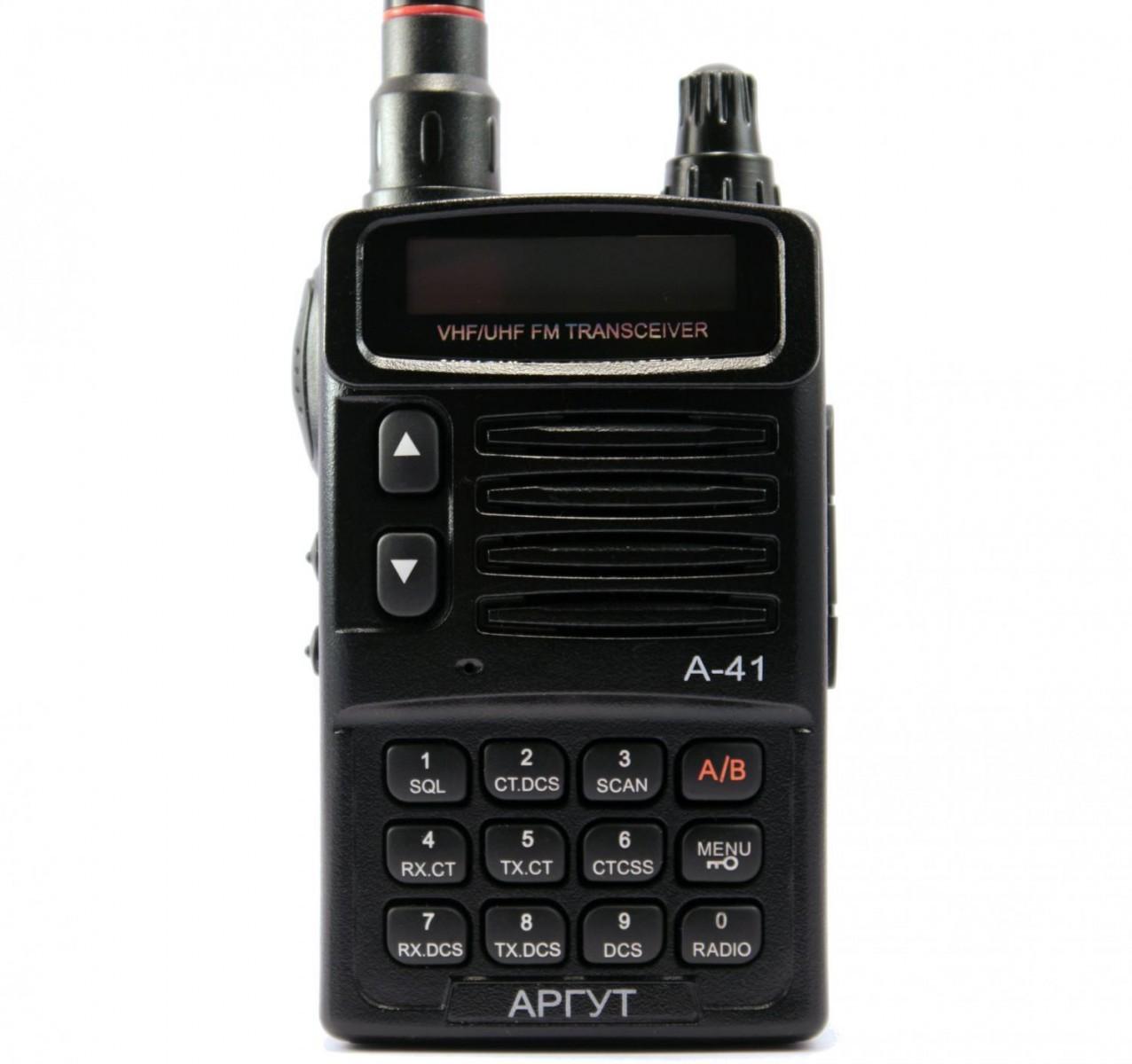 Портативная радиостанция Аргут А-41