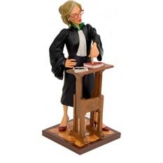 Скульптура Леди Адвокат