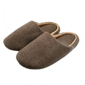 Тапочки Cozy home, коричневые