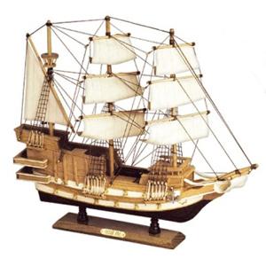 Модель парусника «Сан Матео»