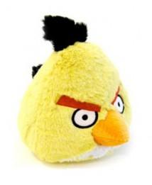 Мягкая игрушка Angry Birds, желтая