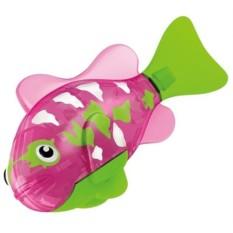Игрушка Тропическая Робо-Рыбка Розовая собачка