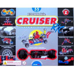 Конструктор Cruiser R/C ZOOBMobile