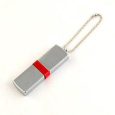 Флешка Gloss на цепочке (32 Gb) в подарочной коробке