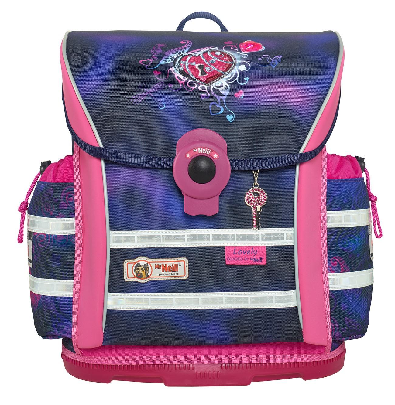 Школьный рюкзак MC Neill ERGO Light Любимый