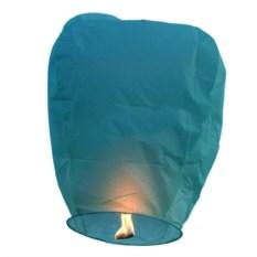Небесный фонарик Синий