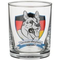 Стакан Немецкая овчарка