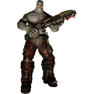 Фигурка Gears of War Locust Grenadier