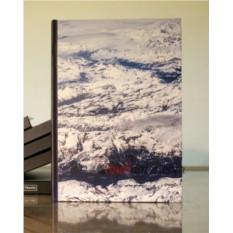 Скетчбук Вершины в снегу А5 Kraftbook