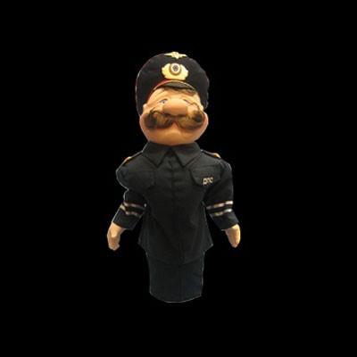 Кукла-бар «Гаишник»