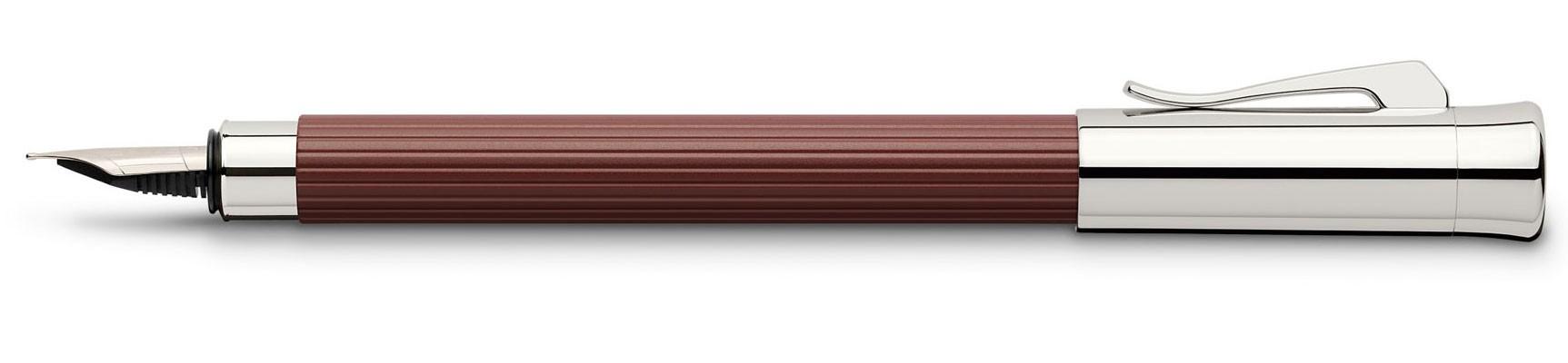Перьевая ручка Graf von Faber-Castell Tamitio Marsala