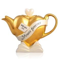 Чудо-чайник «Горячее сердце» (маленький)
