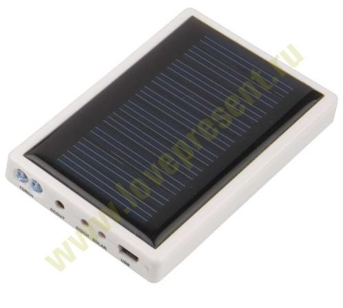 Универсальное зарядное устройство на солнечных батареях