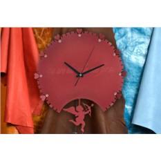 Настенные часы Купидон