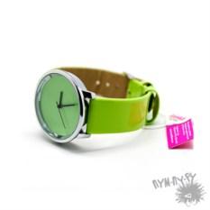 Зеленые наручные часы Изумруд