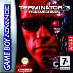Игра для Game Boy Advance: Терминатор 3