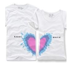 """Парные футболки """"Родная душа"""""""