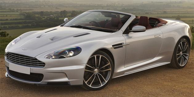 Аренда автомобиля Aston Martin (сутки)