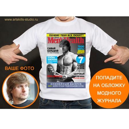 Футболка Обложка журнала